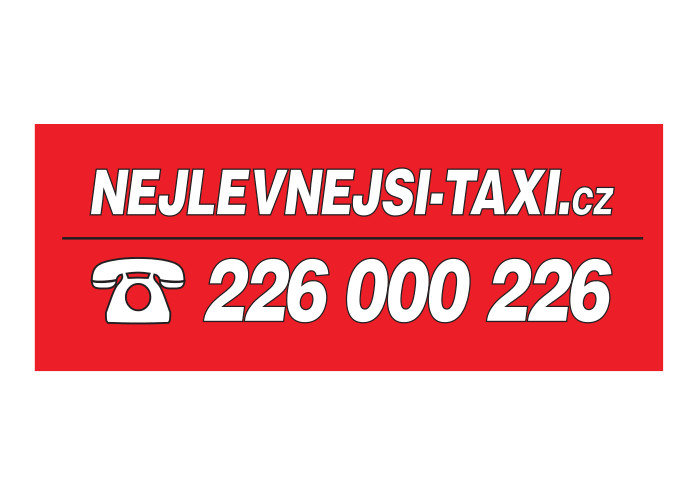Nejlevnější taxislužba Praha